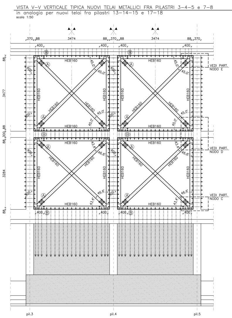 Costo Profilati Ferro Al Kg dimensionamenti preliminari delle travi in acciaio